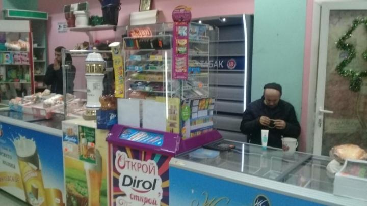 В Брагино за грязь закрыли продуктовый магазин
