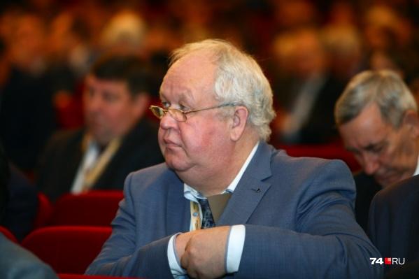 Владимир Садырин не сумел переизбраться на пост ректора педуниверситета и ушёл в другой вуз