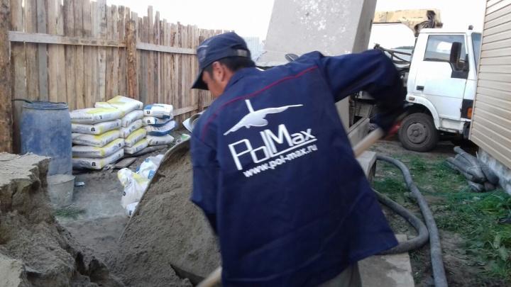 Высохнет за 12 часов: метод полусухой цементно-песчаной стяжки ускорит работы по монтажу пола