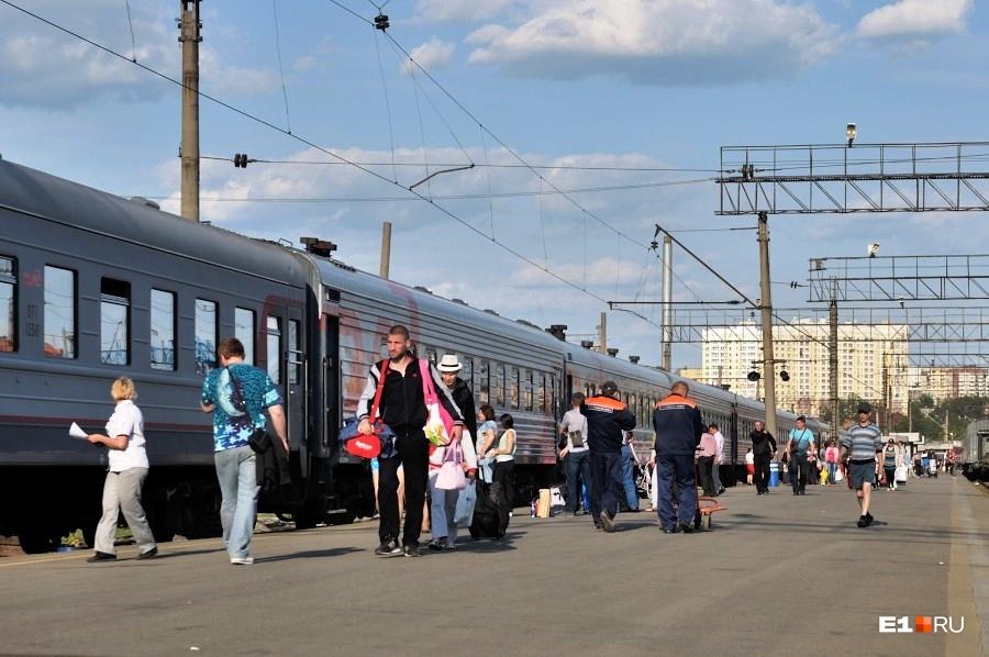 Особая выдержка нужна пассажирам в поездах дальнего следования, если среди соседей окажутся активные дети