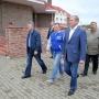 Кокорин проверил, как в Щучанском районе готовятся принять молодежь со всего мира