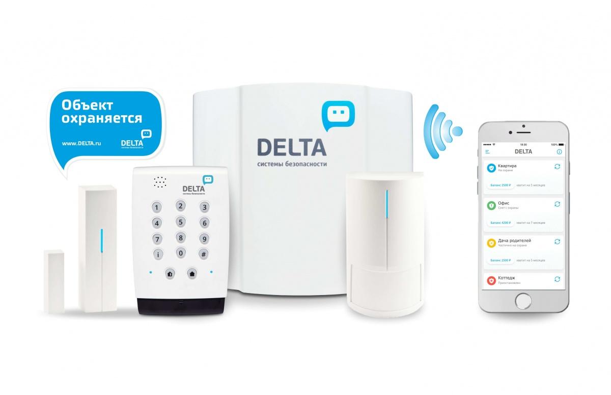В приложении есть кнопка SOS.Производители — Ajax Systems и ELDES. Можно укомплектовать систему до уровня Smart Home
