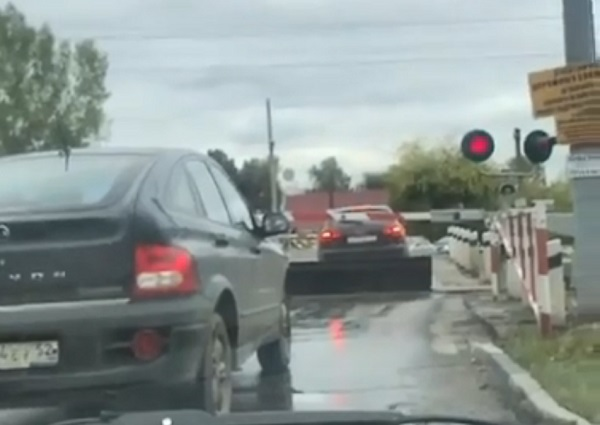 В железнодорожный плен попали жители 7-го микрорайона Нижнего Новгорода