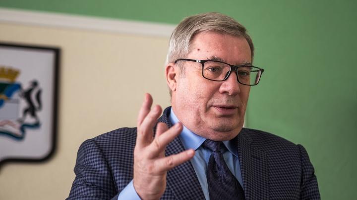 Виктор Толоконский ушёл с поста советника