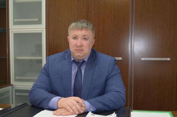В должности госжилинспектора региона чиновник проработал два года