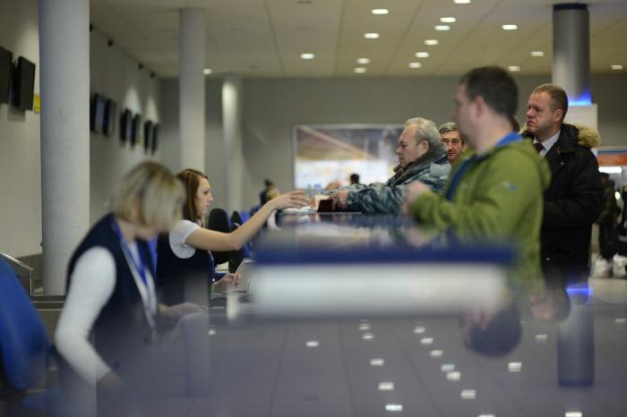 Вылет рейсаY7 65«Новосибирск – Кызыл» отложили на утро 27 ноября