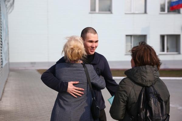 Александр Филиппов вышел на свободу в один день с решением областного суда