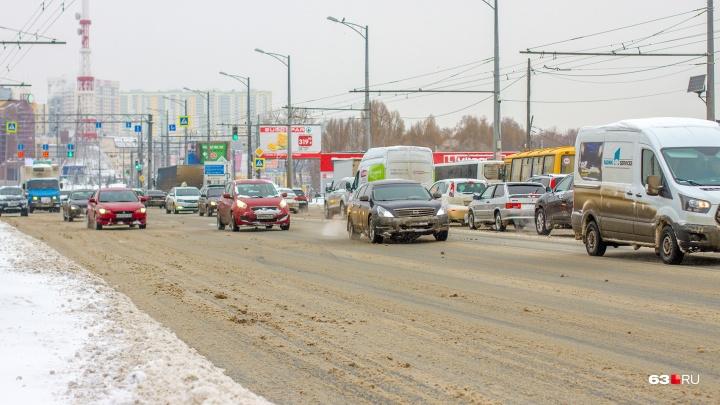 На участке от Московского шоссе до Ново-Садовой появится многоуровневая развязка