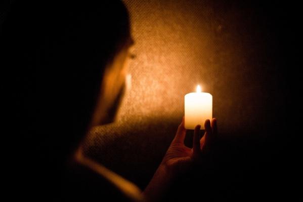 Из-за отсутствия электричества в домах нет отопления