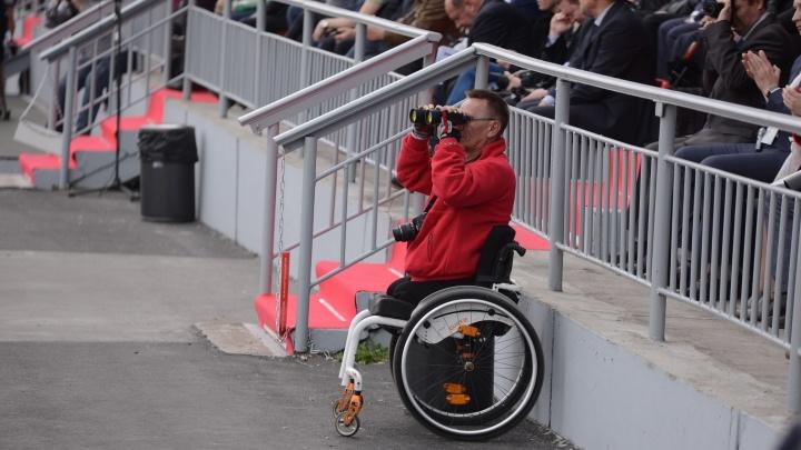 Коляски и трости екатеринбургским инвалидам будут выдавать только в одном центре