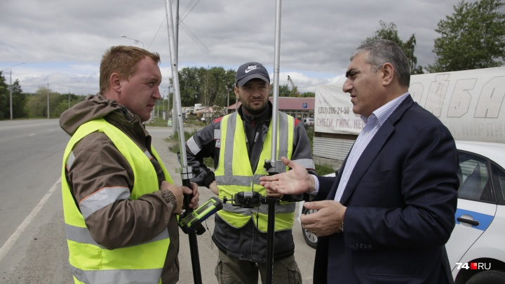 «Предложили работать круглые сутки»: генподрядчик назвал дату начала дорожного ремонта в Челябинске
