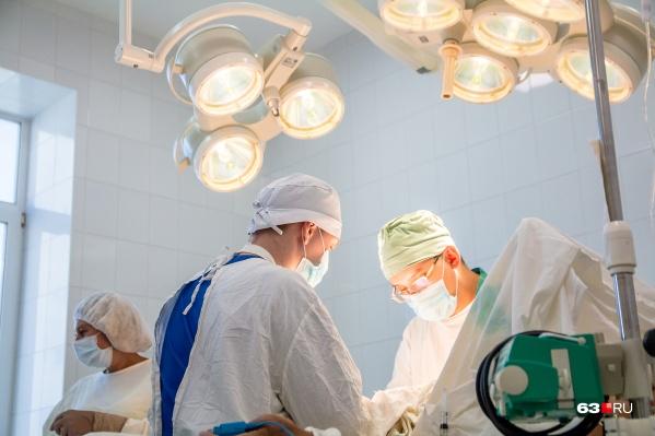 Все попытки врачей спасти девушку оказались тщетны