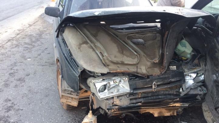 Пострадали пять человек: женщина на «десятке» протаранила Fiat на химмашевской развязке