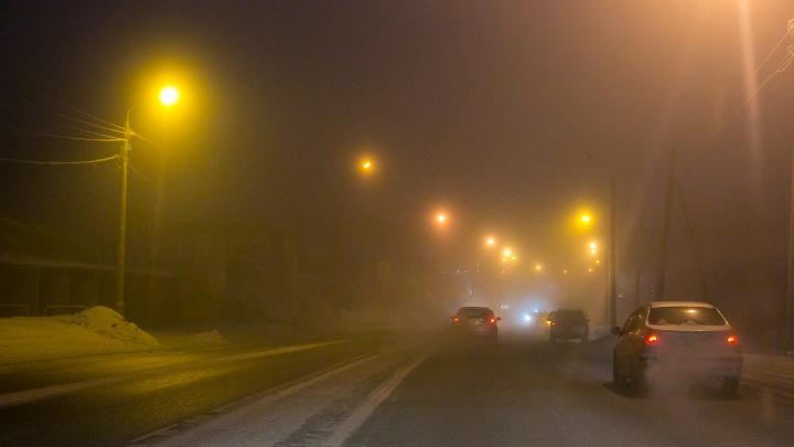 За неделю эколаборатория 13 раз фиксировала загрязнение воздуха в Красноярске