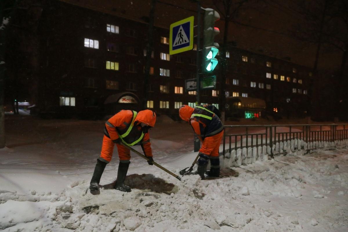 11 правил и одно наказание. Как должны чистить от снега улицы Нижнего Новгорода