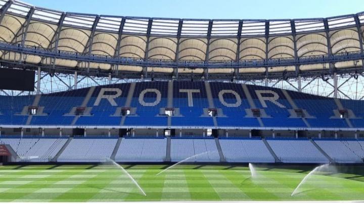 «У клуба большие планы»: перед последним матчем «Ротора» на стадионе Волгограда передвинули кресла