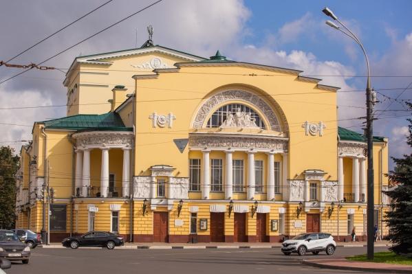 Театр драмы имени Федора Волкова тоже включен в список самых интересных достопримечательностей региона