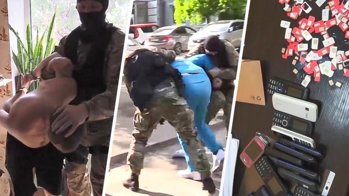 В Ростовской области задержали банду лжериелторов, обманувших более ста человек