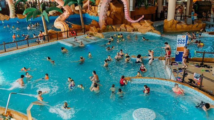 В улетный отпуск — всей семьей: пять причин посетить ульяновский аквапарк