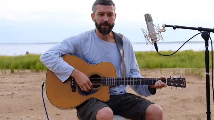 «Бекетовский парень» Владимир Кристовский снял на Горе-море клип о самом любимом городе на Земле