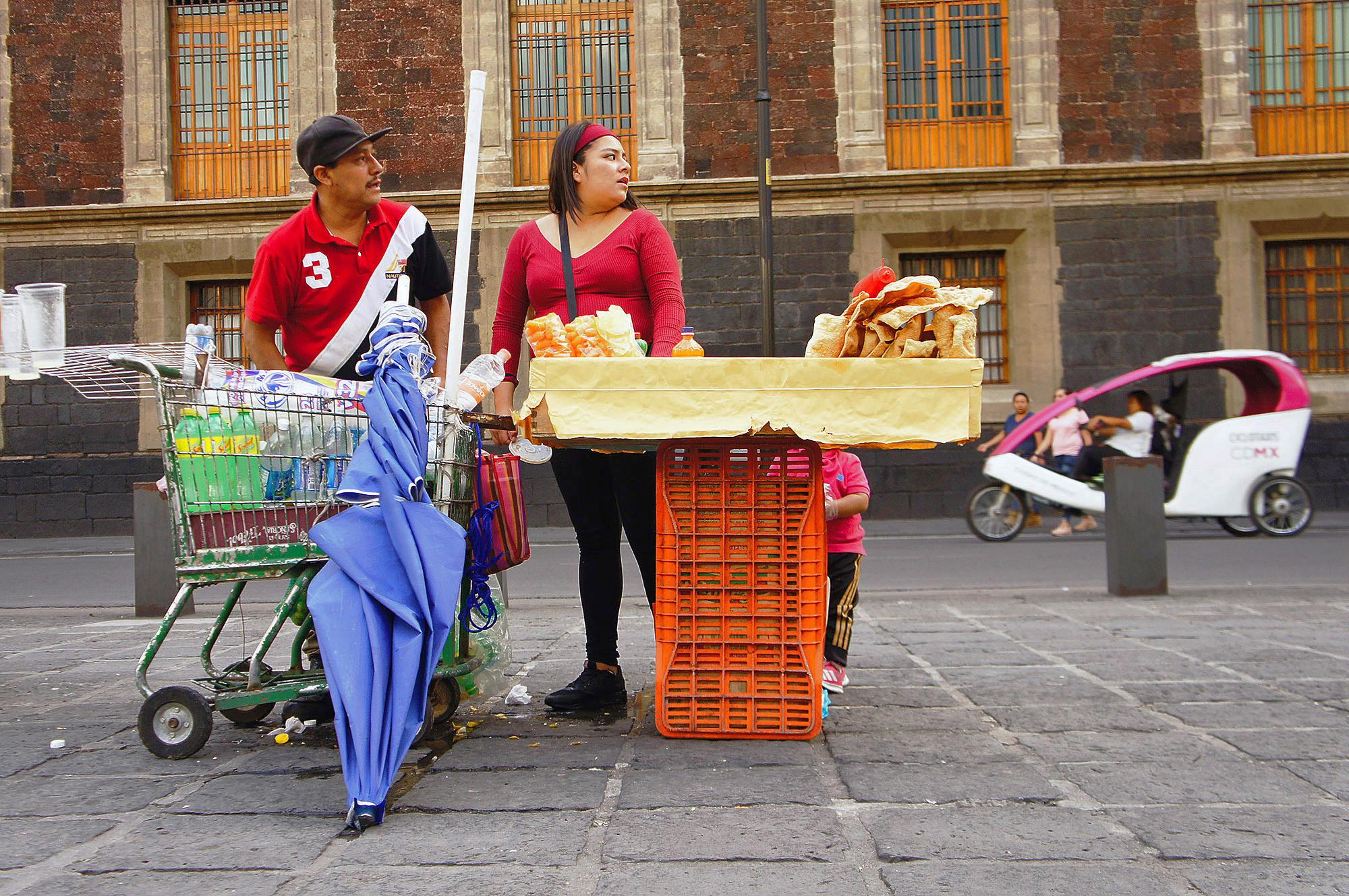 Мексиканки, кажется, не изнуряют себя диетами