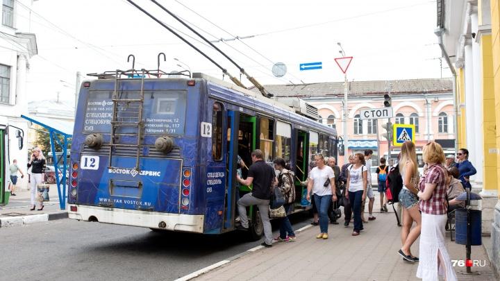 В Ярославле оптимизируют троллейбусные депо. Почему это грозит транспортным коллапсом