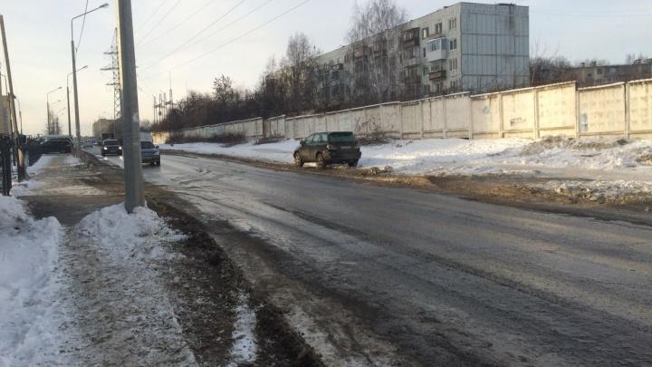 Оказался незаконным: пешеходный переход на Дорожной, на котором сбили ребёнка, демонтировали