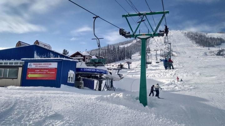 Снега немного, но кататься уже можно: в Шерегеше официально открыли новый сезон