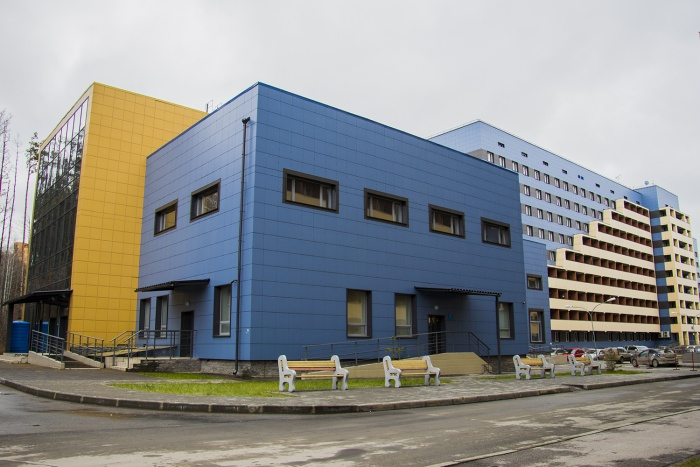 Новый центр открылся около НГУ