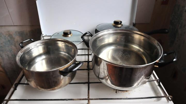 В центре Екатеринбурга 90 домов остались без горячей воды, потому что она оказалась некачественной