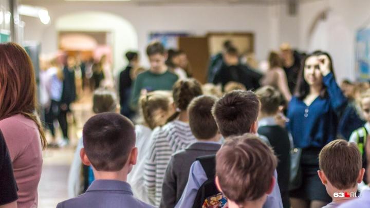 Школы Самарской области снабдят системой распознавания лиц