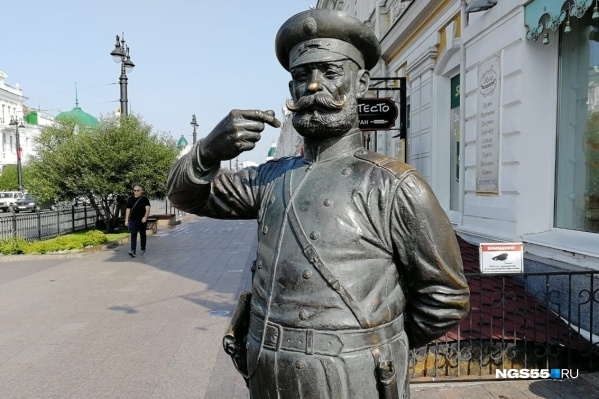 Скоро у Городового появится четвероногий приятель