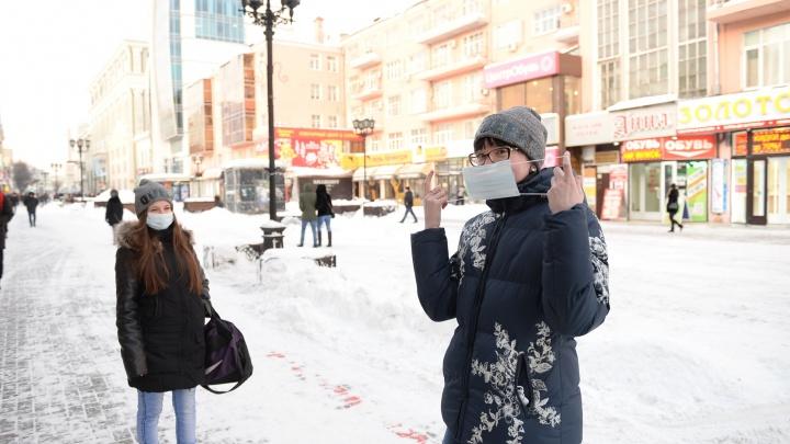 В Свердловской области вырос уровень заболеваемости респираторными и кишечными инфекциями