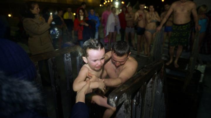 Жителей Екатеринбурга позвали на массовое крещение на реке Чусовой