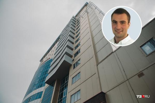 24-летний Сергей Жернасек (на фото) скончался от ножевого ранения в живот<br><br>