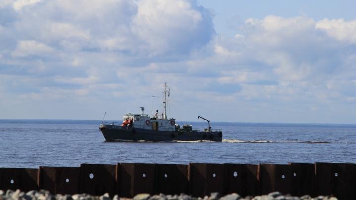 Двинский залив Белого моря в районе взрыва на военном объекте закрыли для свободного плавания