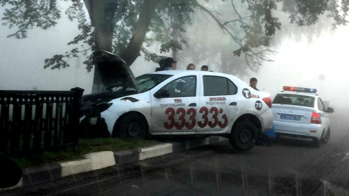 «Девушки были очень напуганы»: очевидцы рассказали подробности ДТП с такси