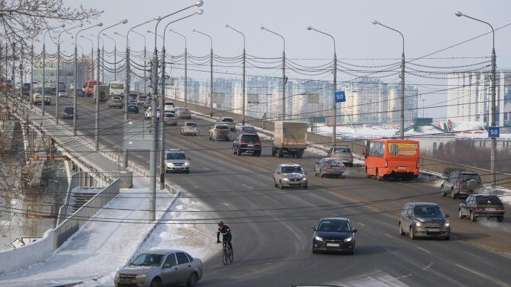 Нижегородский дептранс определил магистрали для выделенного движения