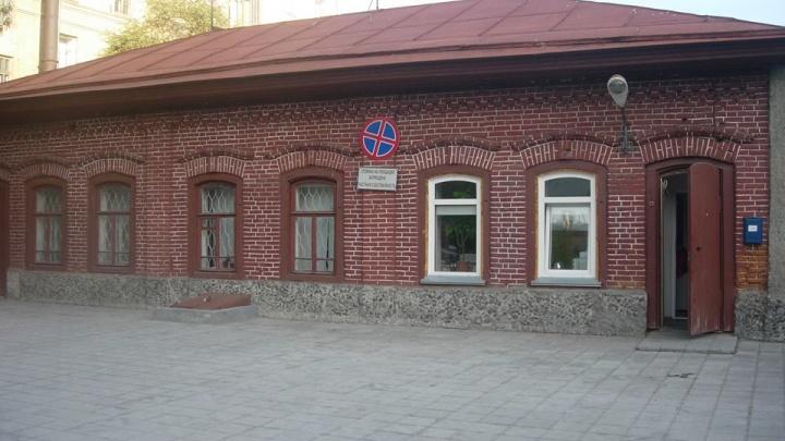 В Новосибирске снесли исторический дом начала прошлого века