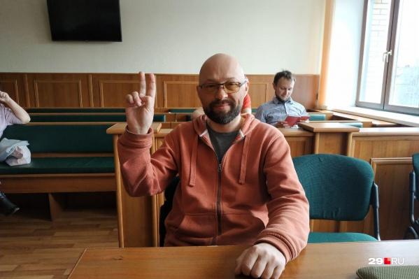 Апелляцию Секушина рассматривали более двух часов