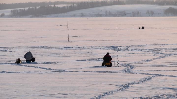 Ярмарка снастей и горячая уха: на пляже КамГЭС проведут Кубок Перми по зимней рыбалке