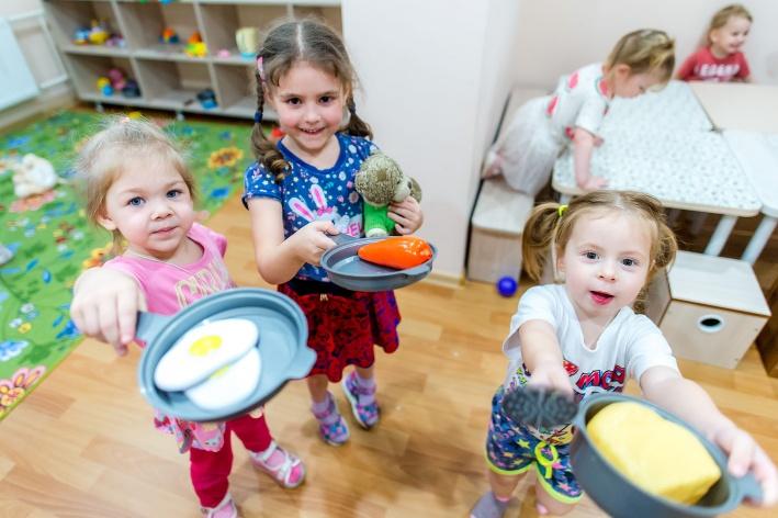 Частный детский сад будет готов принять 120 малышей