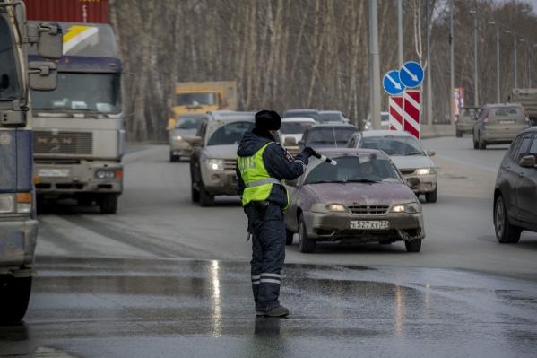 Во время прошлой акции на длинных мартовских праздниках пьяными попались 60 водителей