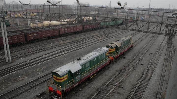 В Курганской области на железнодорожных путях у станции Варгаши погиб мужчина