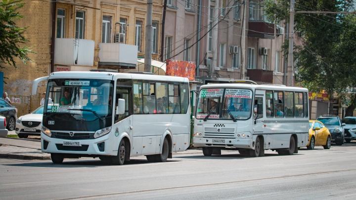 С июля в ростовских маршрутках можно будет расплатиться транспортной картой