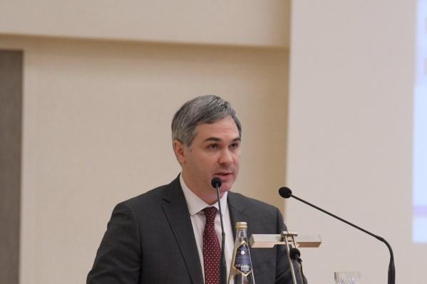 Дмитрий Богданов курирует экономику Самарской области с сентября