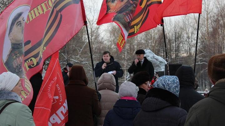 Коммунисты Поморья объявили о сборе подписей за отставку губернатора Игоря Орлова