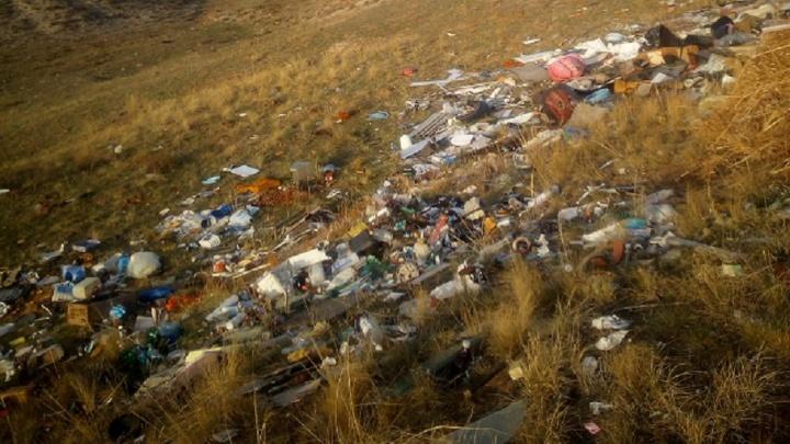 «Наведу порчу»: волгоградцам, выбрасывающим мусор на природе, пригрозили проклятиями от ведьмы