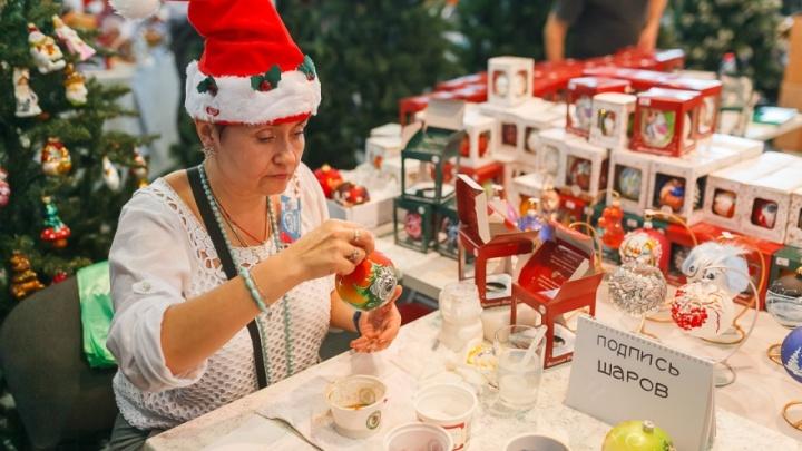 Под одной крышей: в Красноярске на рождественской ярмарке откроется 250 лавок