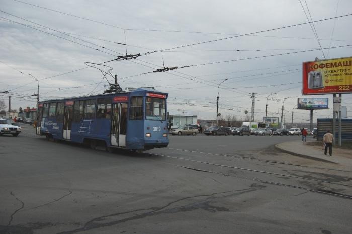 Перепалка между пассажиркой и кондукторам произошла днём 18 октября